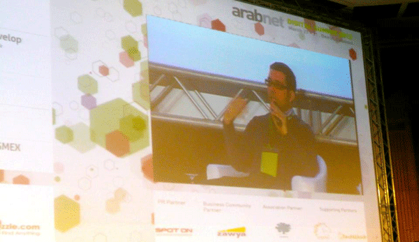 ArabNet 2012.