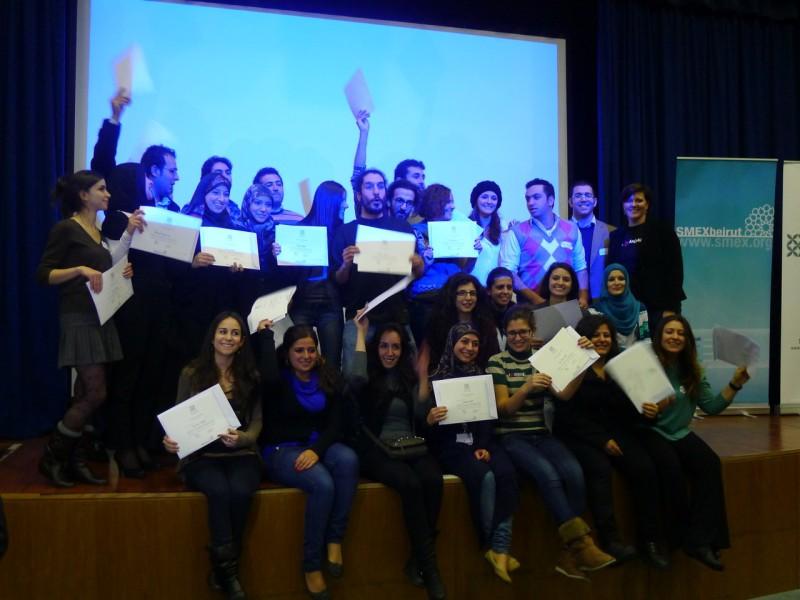 MADskills Graduation 2011, AUB, Beirut