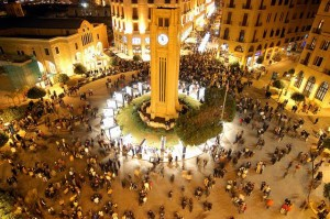 Image Source: Yoniw, November 20, 2007. Nejmeh Square Beirut. Wikimedia Commons