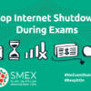 SMEX Internet Cut-offs Posts