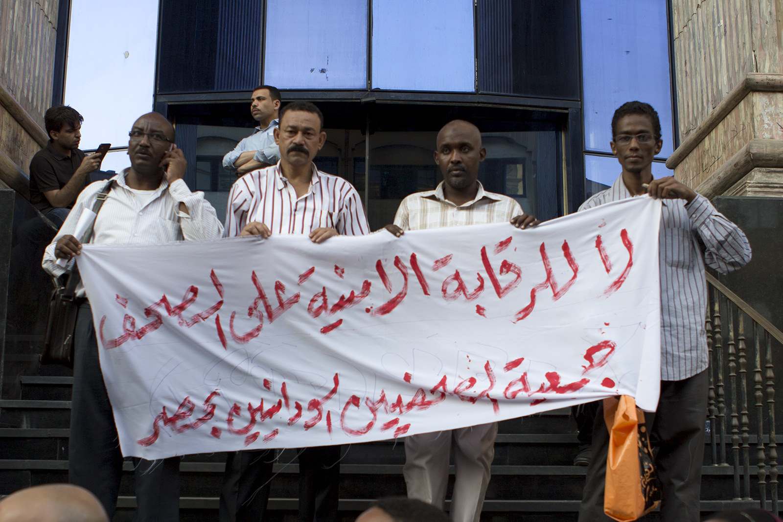 freedom of speech in sudan